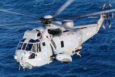 HАS. Mk.1 Sea King